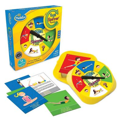 Thinkfun Yoga Spinner Game