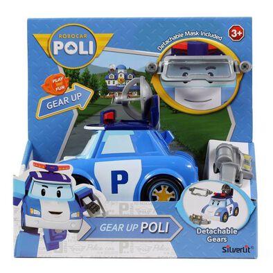 Silverlit Robocar Poli Gear Up Poli