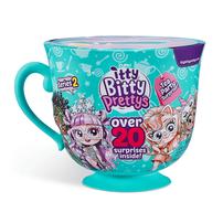 Zuru Itty Bitty Pretty Tea Party S2 Small Tea Cup - Assorted
