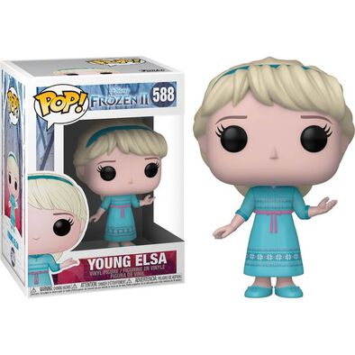 Pop! Disney Frozen 2 Young Elsa
