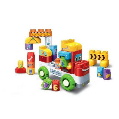 LeapFrog LeapBuilder Block Play - Fix-It Truck