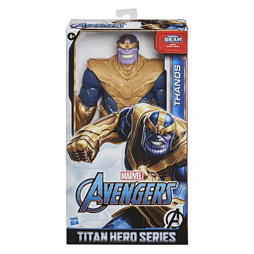 Marvel Avengers Titan Hero Series Blast Gear Deluxe Thanos