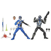 Power Rangers Lighting Collection 6 Inch Battle 2 Pack - Assorted