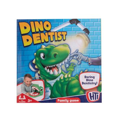 Hti Dino Dentist Game