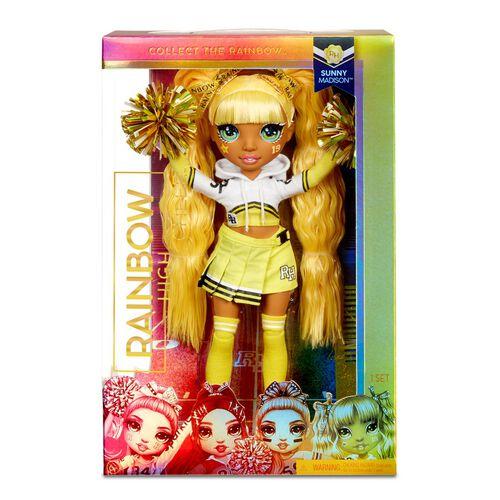 Rainbow High Cheer Dolls - Assorted