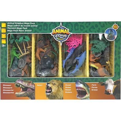 Animal Zone Animal Kingdom Mega Pack