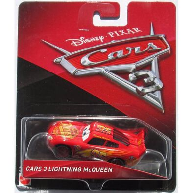 Disney Pixar Cars 3 Diecast Single - Assorted