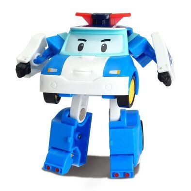 Robocar Poli Mini Transforming Robot Poli