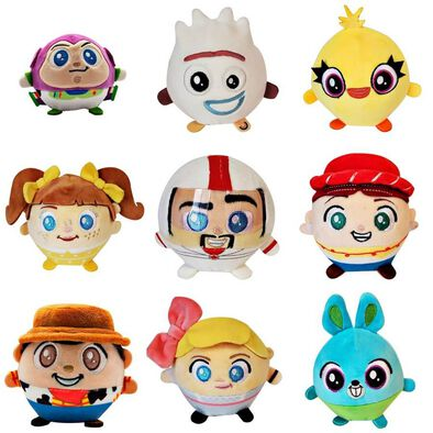 Toy Story 3.5 Inch Squeezamals - Assorted