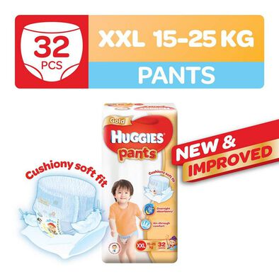 Huggies Gold Pants XXL