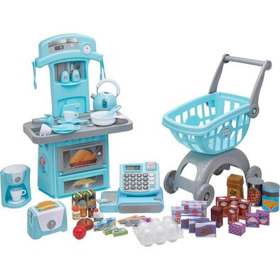 "Toys""R""Us My First Kitchen And Shopping Bundle Set"