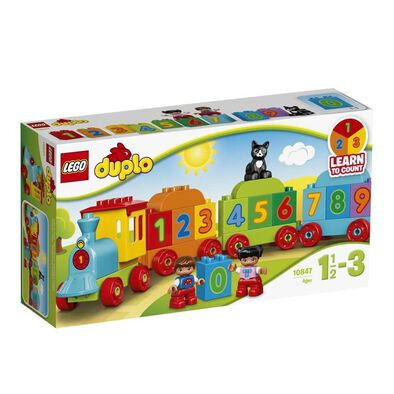 LEGO Duplo My First Number Train 10847