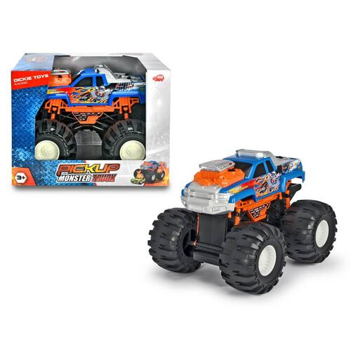 Dickie Toys Monster Pick Up Truck
