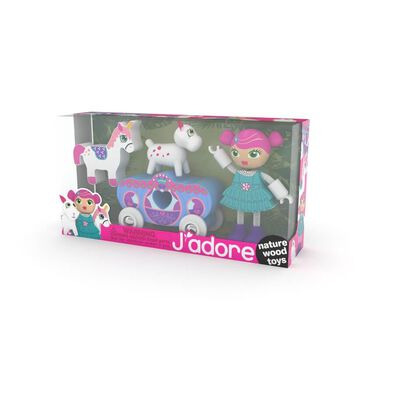 J'adore Princess Play Set