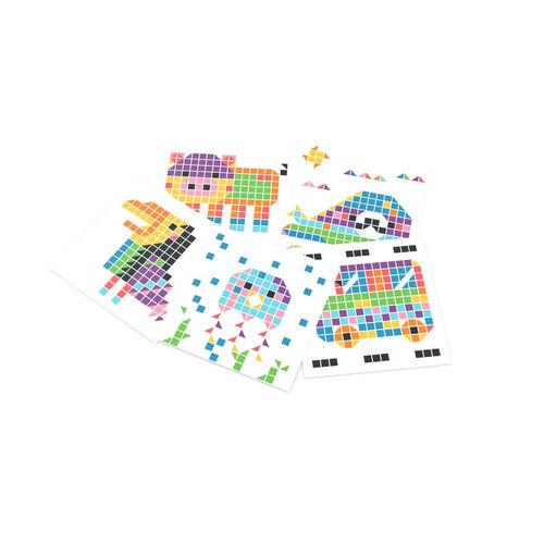 J'adore Mosaic Puzzle Art