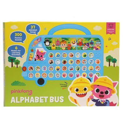 Pinkfong Alphabet Bus