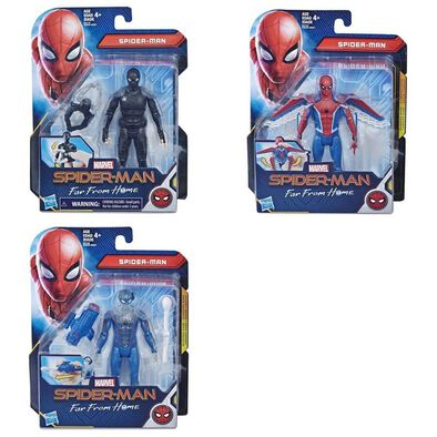 Marvel Spider-Man Far From Home 6 Inch Figure - Assorted