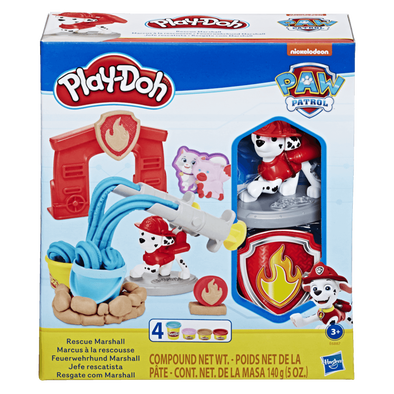 Play-Doh Rescue Marshall