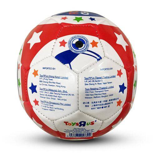 """Toys""""R""""Us Geoffrey Size 1 Soccer Ball"""