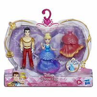 Disney Princess Rainbow Fashion Pack - Assorted