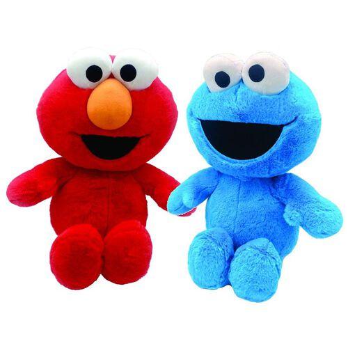 Sesame Street 20 Inch Elmo Soft Toy