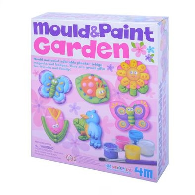 4M Mould and Paint Garden