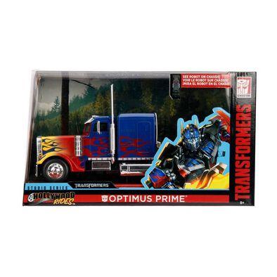 Transformers Generations Hollywood Rides Optimus Prime
