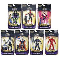 Marvel Avengers Infinity War 6 Inch Legends Thanos Baf Series - Assorted