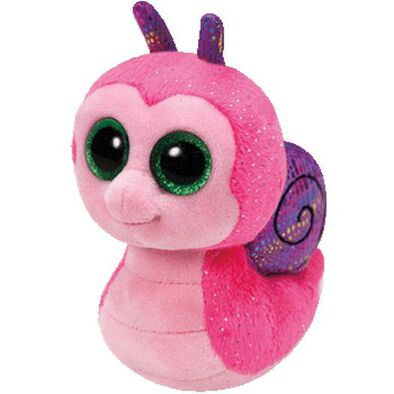 Ty Beanie Boos 6 Inch Scooter The Snail