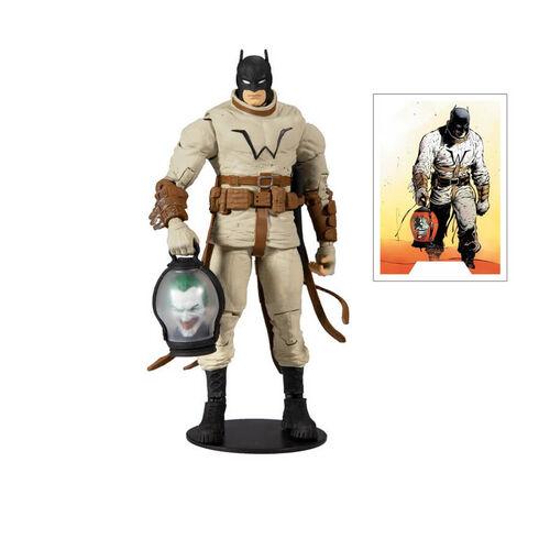 DC McFarlane Build-A Bane 7 Inch Bruce Wayne