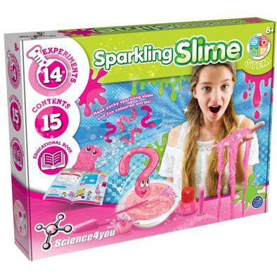 Science4you Sparkling Slime