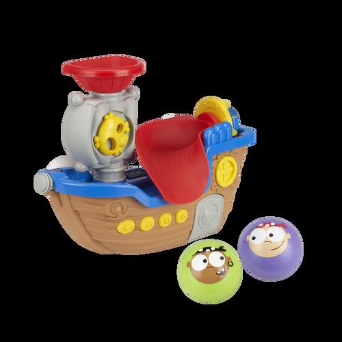 Top Tots Bath-Time Pirate Ship