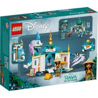 LEGO Disney Princess Raya And Sisu Dragon 43184