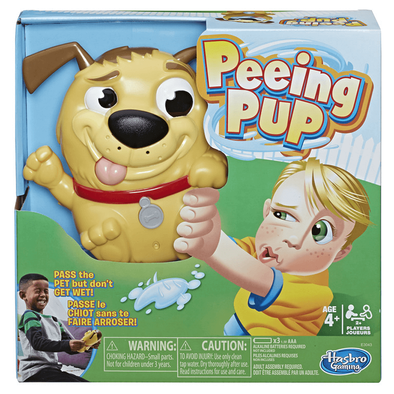 Furreal Peeing Pup