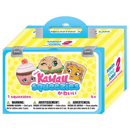 Kawaii Squeezies Food Treats Series 2