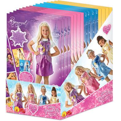 Rubies Disney Princess Dress-Up Set For Parties Assorted