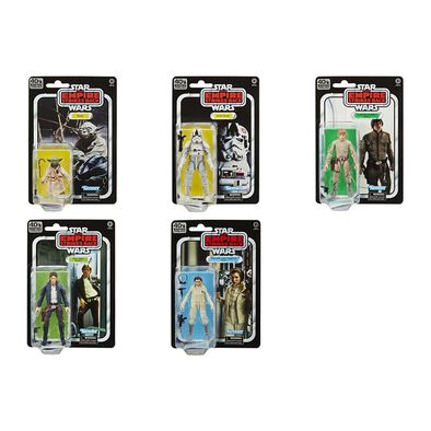 Star Wars The Black Series 40th Anniversary Vintage Figures - Assorted