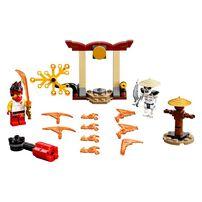 Lego Ninjago Epic Battle Set Kai vs. Skulkin 71730