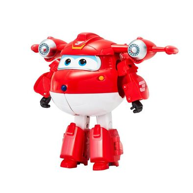 Super Wings Transforming Supercharge Jett