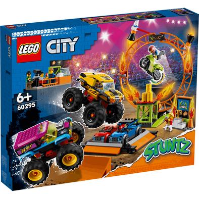LEGO City Stunt Stunt Show Arena 60295