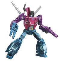 Transformers Generations War for Cybertron Deluxe WFC-S48 Spinister Figure