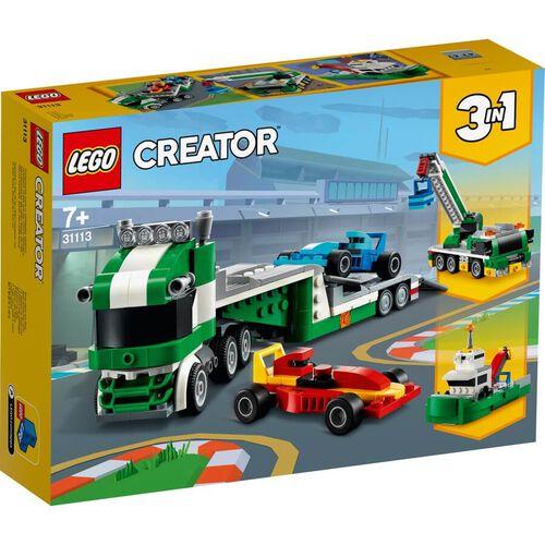 Lego Creator Race Car Transporter 31113