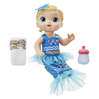 Baby Alive Shimmer 'n Splash Mermaid (Blond Hair)