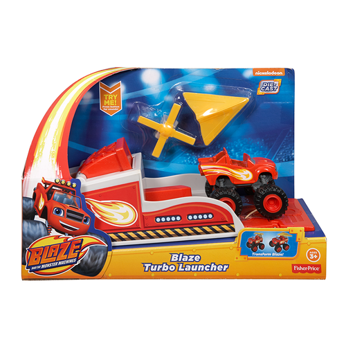 Blaze and the Monster Machines Playset - Assorted