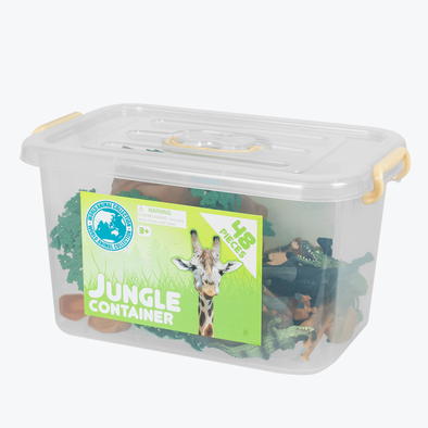 World Animal Collection Safari Container