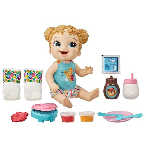 Baby Alive Breakfast Time Baby Doll