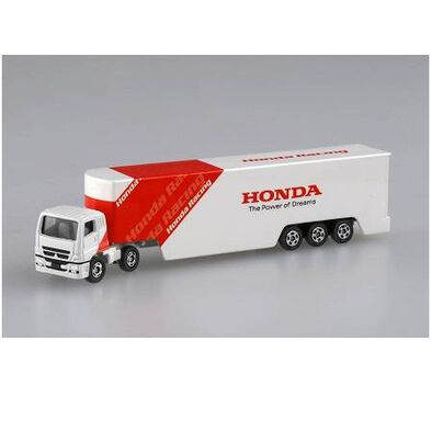 Tomica Honda Racing Transporter