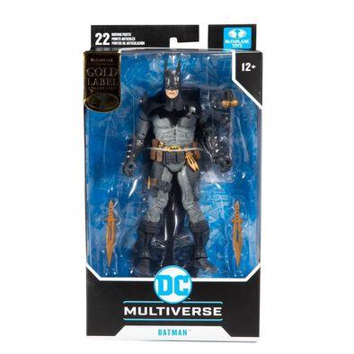 DC McFarlane Gold Label Todd McFarlane 7 Inch Batman