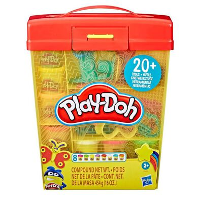 Play-Doh Large Tools And Storage Activity Set