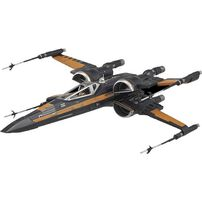 Bandai 1-72 Scale Poe's X-Wing Fighter